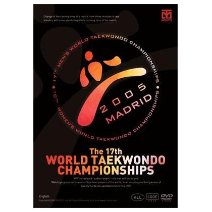 MOOTO DVD 17ème Championnat du monde de MADRID