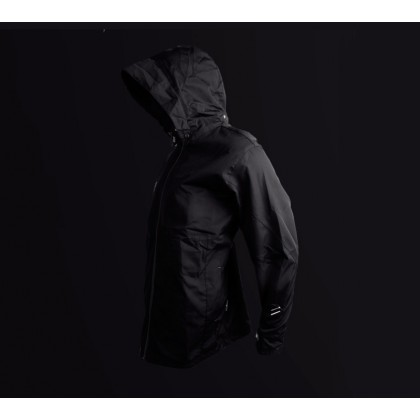 Veste MOOTO BLACK WINDBREAKER JACKET ( coupe vent)