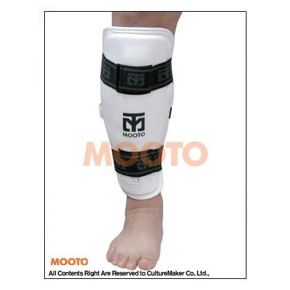 MOOTO protége tibia  (Blanc)
