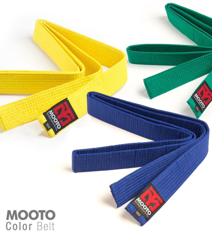 Ceinture Taekwondo, karaté, judo et arts martiaux - MOOTO d2c33cbe946