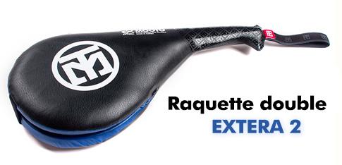 New Raquette MOOTO EXTERA Double (4eme génération)